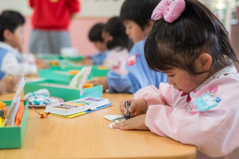 さまざまなプログラムで学ぶ子どもたち