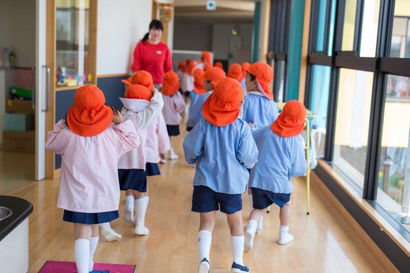 地域で一番預かり時間が長い「習志野台幼稚園」
