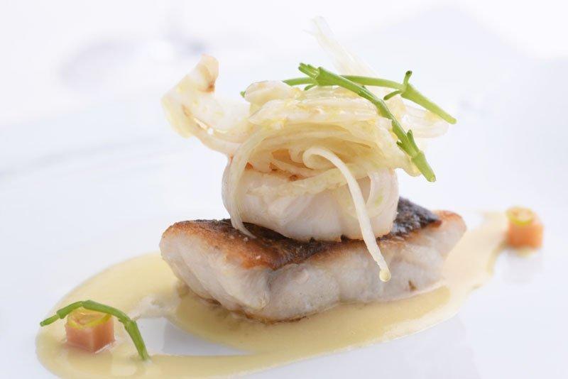 スペイン料理の品々