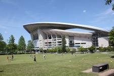 家族みんなで楽しめる「埼玉スタジアム2002」/「埼玉スタジアム2002公園」管理事務所