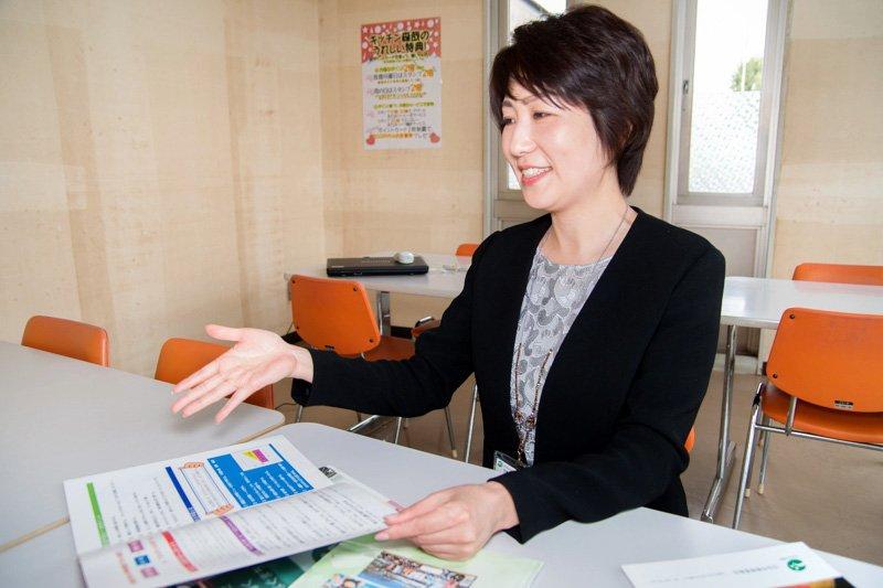 守谷市教育委員会指導室 指導主事 鈴木優子さん