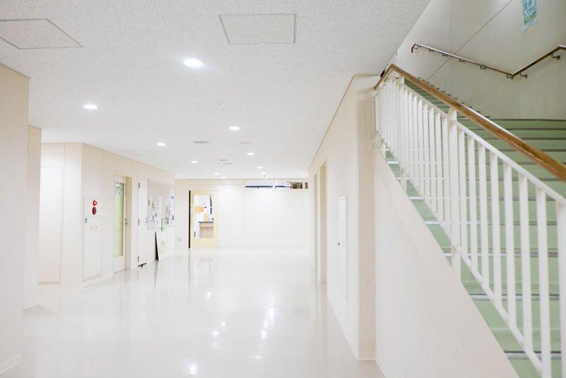 2016(平成28)年に完成したばかりの新しい校舎