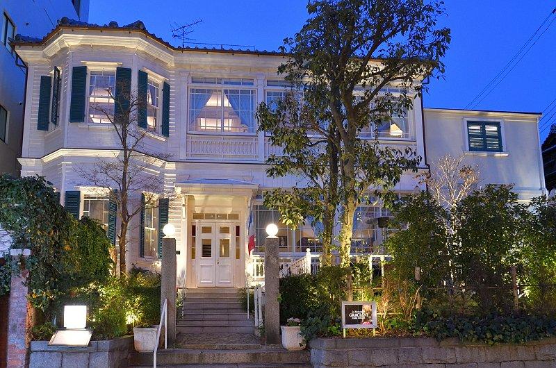 「la Maison de GRACIANI(ラ・メゾン・ドゥ・グラシアニ) 神戸北野」