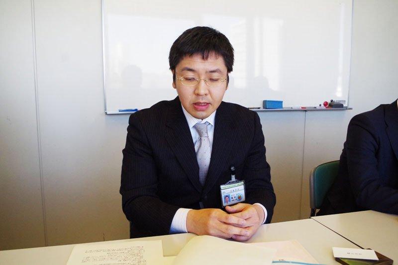 子育て支援課子育て支援係 福井係長
