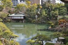 明治末期に完成した神戸の街に佇む荘厳な庭園/相楽園 乾高彰さん