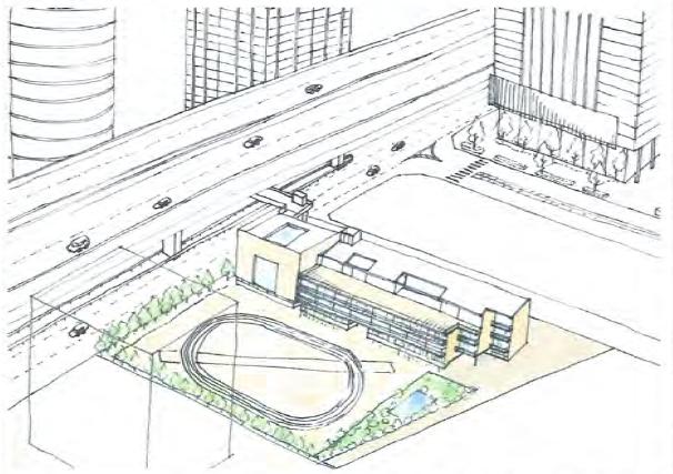設計業務委託プロポーザル時の提案書(横浜市建築局ホームページに掲載)より