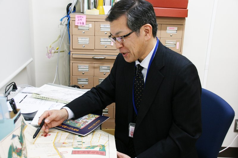 学芸員 秋山さんによる解説