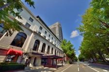 迎賓館として開業した国際都市横浜の発展のシンボル「ホテルニューグランド」