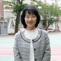 豊島区立富士見台小学校 校長 渡邉和子 先生