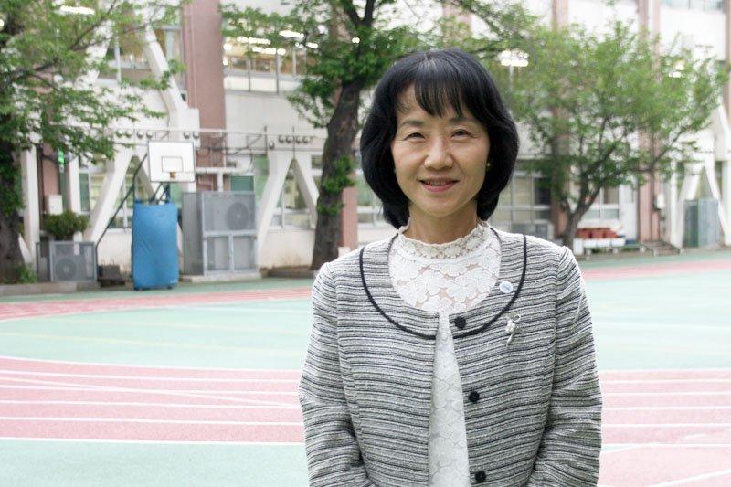 校長 渡邉和子先生