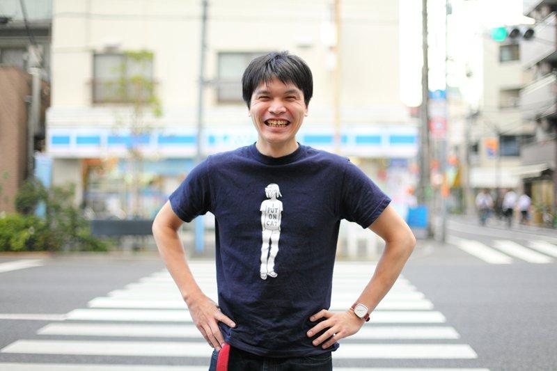 「TABATAIME」を通じて田端を盛り上げたいと語る櫻井さん