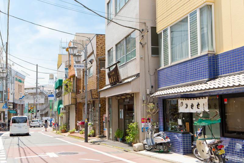 富士見丘商店会