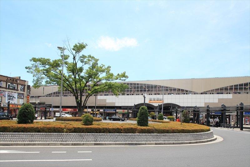 「越谷」駅