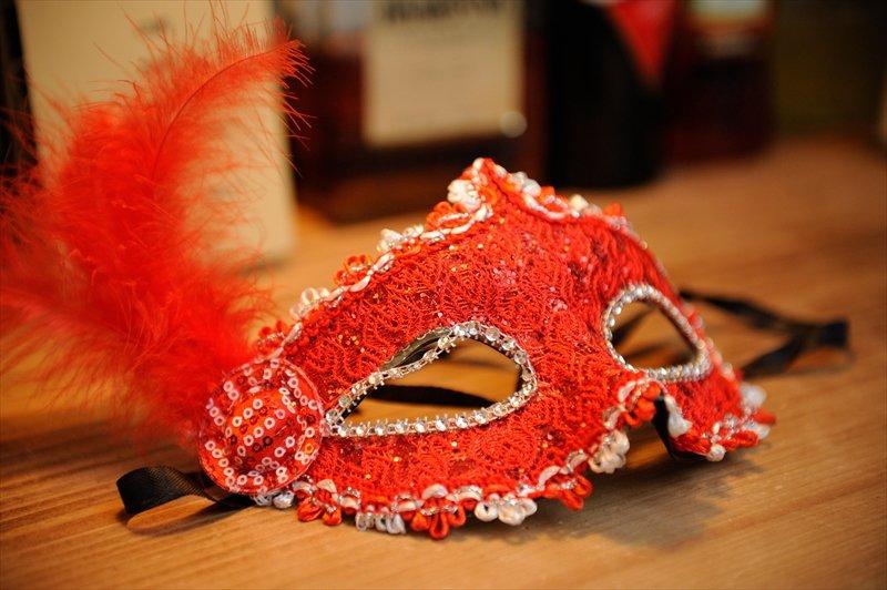 イベントで使用するマスク