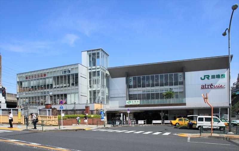 駅ビル「アトレヴィ田端店」もあり, アクセス利便性も高い「田端」駅