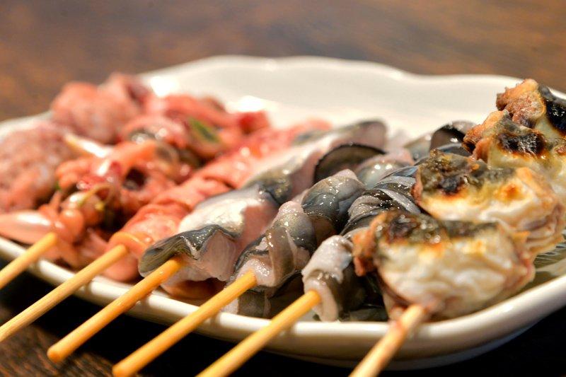 他ではなかなか食べられない鰻串