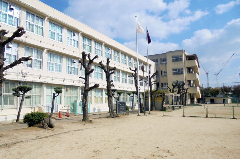 「堺市立三国丘中学校」