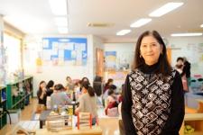 お母さん方を支え、子どもたちと地域を繋げる/緑区地域子育て支援拠点いっぽ 松岡美子さん