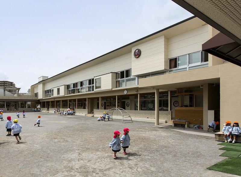 南浦和にある「浦和若竹幼稚園」