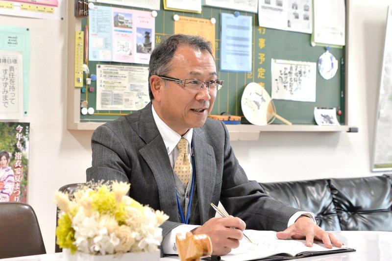 まち、ひと、こと、歴史を身近に感じ受け継ぐ/川越市立中央小学校 校長 小俣仁司先生