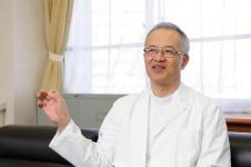 「東芝林間病院」病院長 清水直史さん 訪問看護・居宅介護支援 管理者 橋本美智子さん