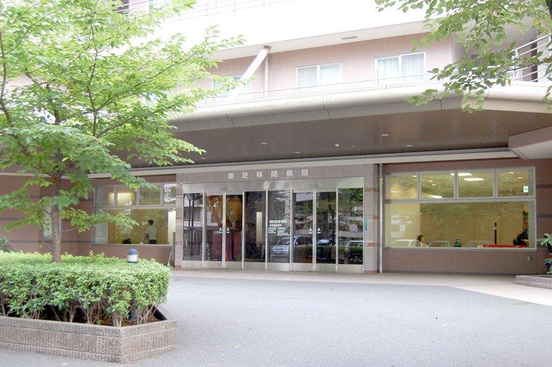 病棟の入口