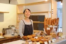 たくさんの美味しいパンと幸せを<br />「祖師谷大蔵」に新しい風を運ぶ/mille délices オーナー 若林真貴さん