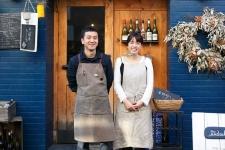 個性派ぞろいのお店が集う千歳船橋で愛される/ビストロエンドロール 田中夫妻
