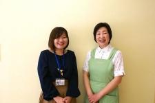 桜新町の子育てを心強くサポートする「子育てステーション桜新町」/淵浪のぞみさん、秋澤史枝さん