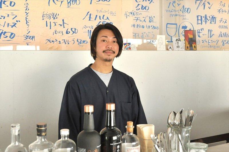 「正幹 MasaMoto」店主の大木 正幹さん
