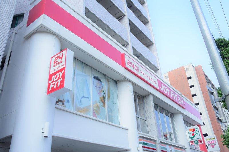 近くの「JOYFIT24名古屋黒川」を併せて利用する人も多い