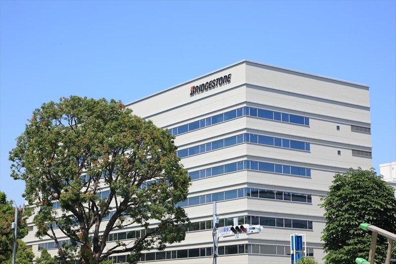 小川東町にある「ブリヂストン」の「技術センター/東京ACタイヤ製造所」
