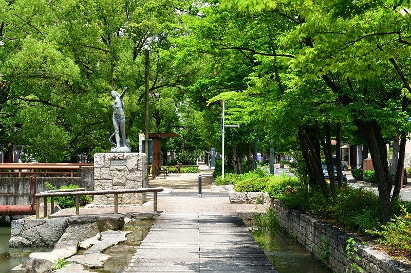 温暖で天候が良いのが岡山の魅力