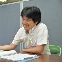 岡山市役所 服部さん