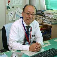 横浜市立日吉台中学校 校長 高橋秀吉先生