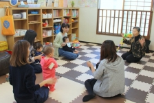 頑張るママに小さな喜びを提供する/子育てひろば「ありんこぽてと」 施設長 中山恵さん
