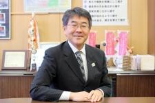変化と活気がみなぎる地で、日々を大切に着実に歩む/中央区立日本橋中学校 平松校長