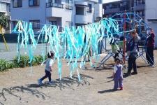 """""""地域みんなで子育て""""をコンセプトに、子どもが安心して遊べる遊び場を提供する/こくぶんじ青空ひろば  武藤さん"""