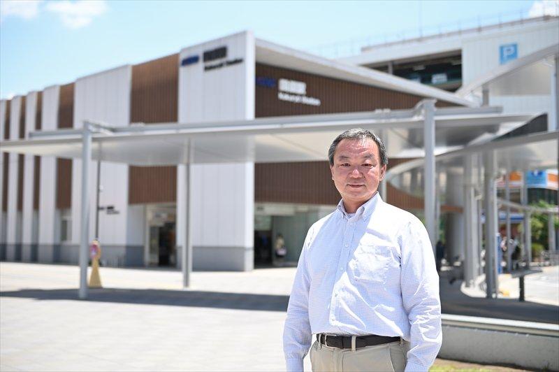 街を盛り上げるために、様々な企画を主催/国領商盛会 会長 相田英俊さん