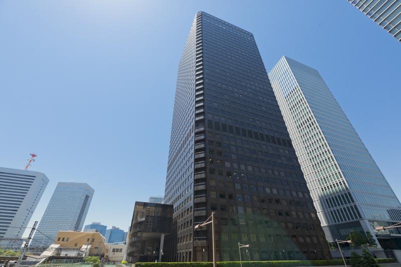「世界貿易センタービルディング」が建つ浜松町は「繁栄の土地」としての由縁がある