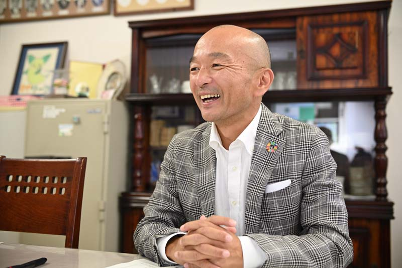 校長の佐藤正淳先生