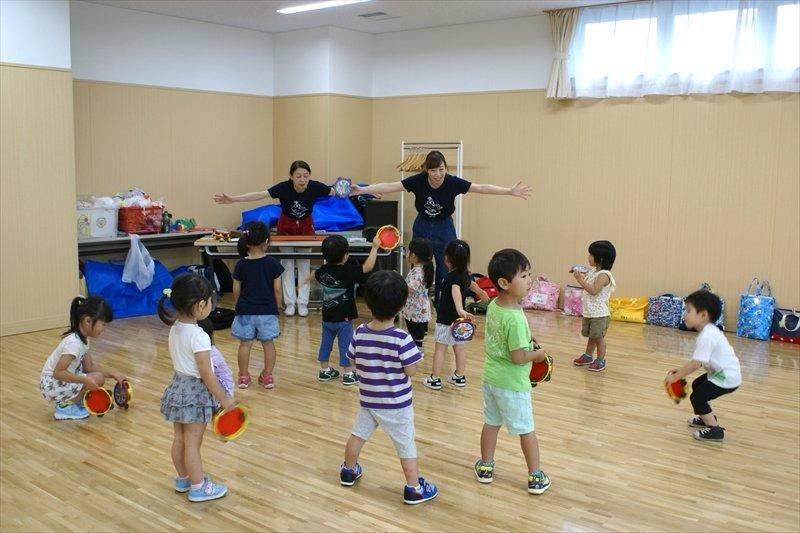 江戸川区で子どもを見守り続けてきた乳幼児サークル/スマイルキッズ