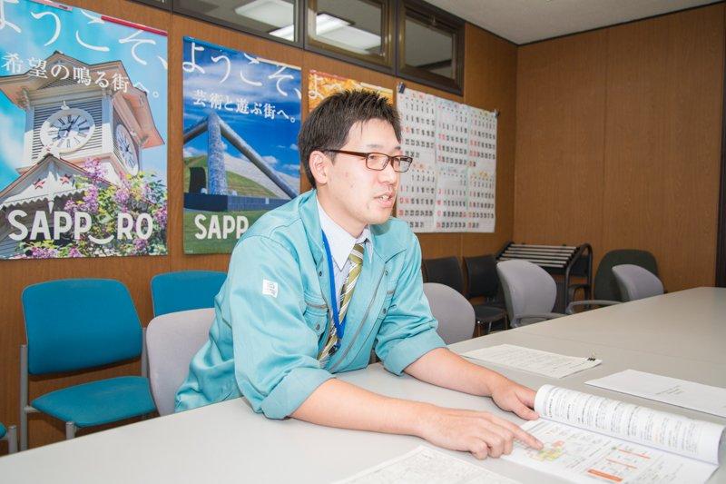 北海道新幹線開業を見据えた札幌市のまちづくりへの取り組み/札幌市役所まちづくり政策局の石垣篤さん