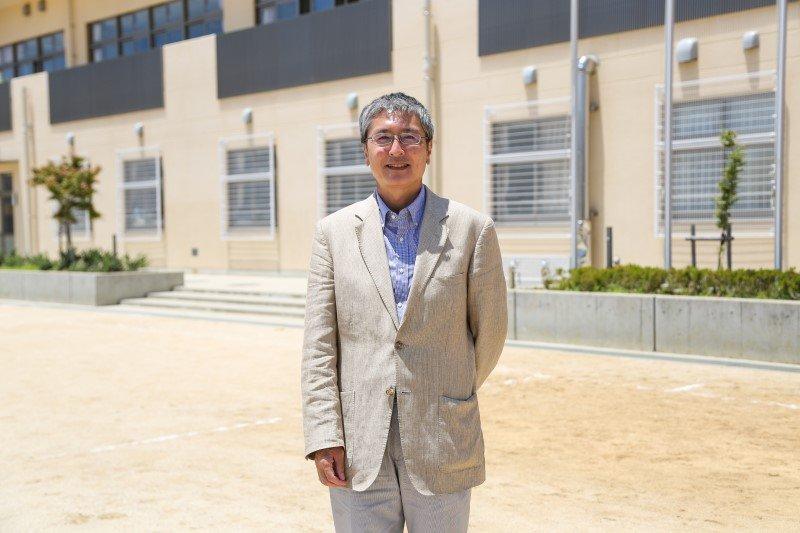 従来の小・中学校の枠組みにとらわれない、9年間の一貫した教育を展開する/和歌山市伏虎義務教育学校