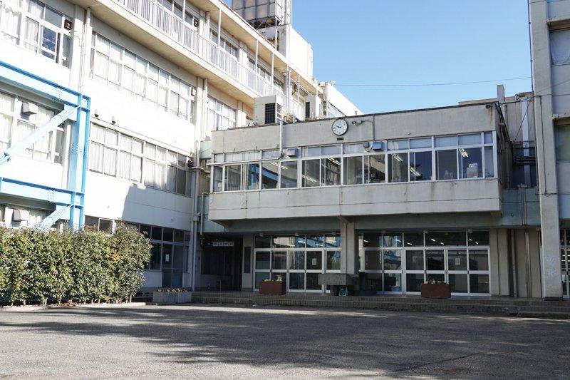 八千代市立八千代台西中学校