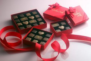 もうすぐバレンタイン。素敵なチョコレート見つけました!!
