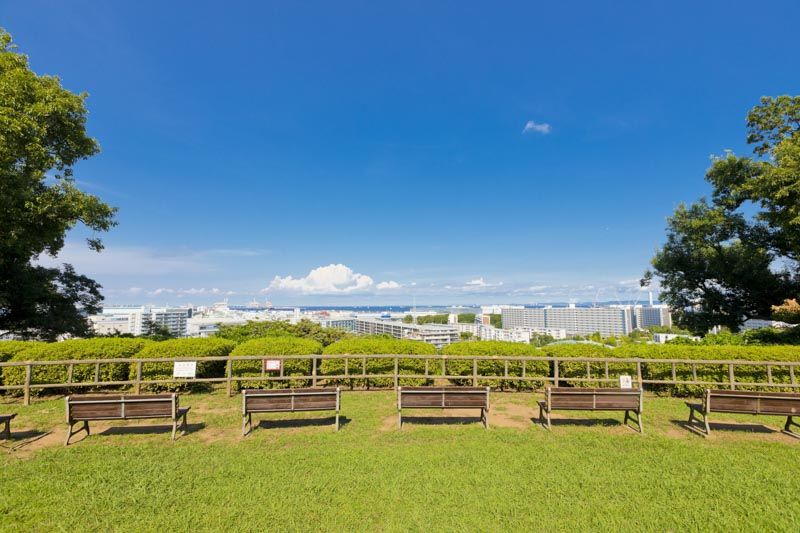 秋の行楽シーズン到来!横浜の公園をめぐってみませんか?