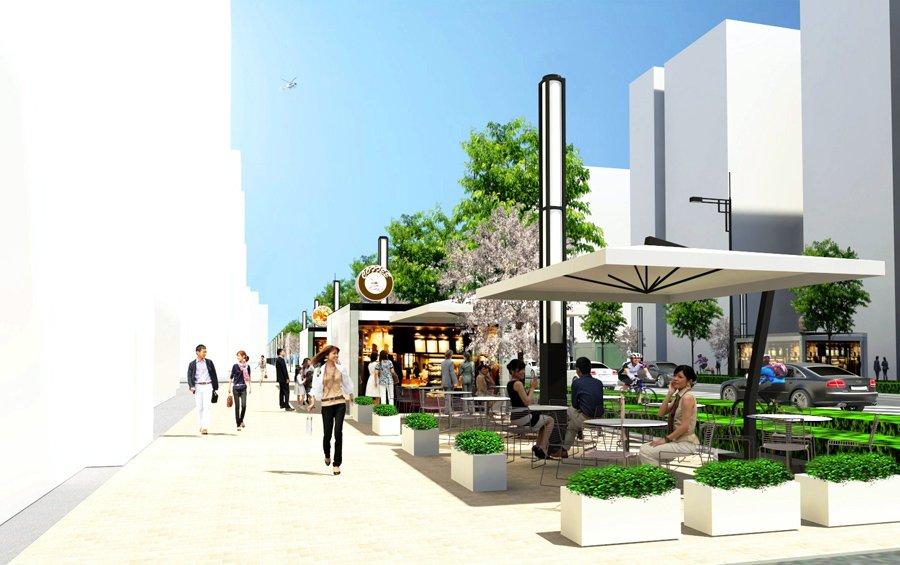 東京の道路をシャンゼリゼに!?全国に広がるオープンカフェと新虎通りプロジェクト