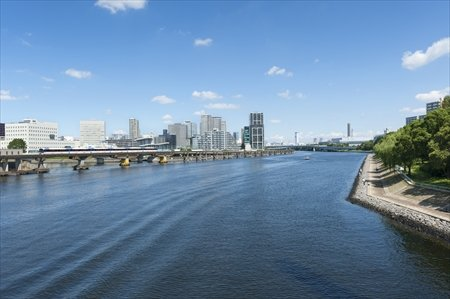 倉庫街というイメージが強い品川区勝島エリア<br />居住地としての開発が急速に進行中!
