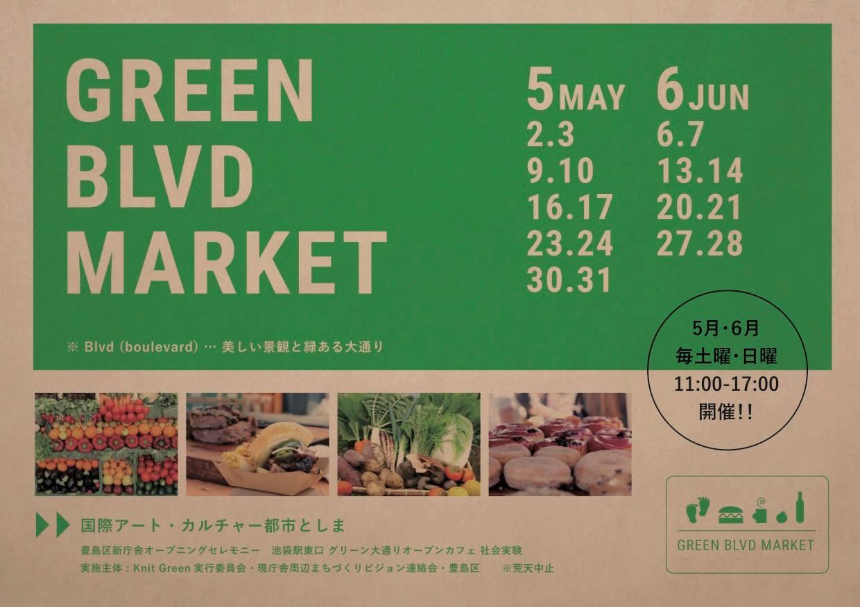 green blvd market